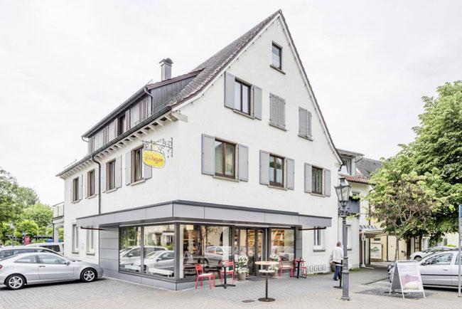 Aussen - Bäckerei Heger - Immenstaad