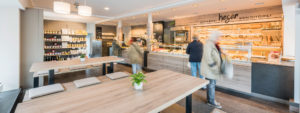 Cafe - Baäckerei Heger - Immenstaad