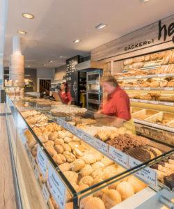 Innen - Bäckerei Heger - Immenstaad