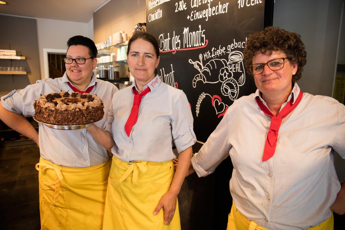 Karriere Verkauf - Bäckerei Heger - Immenstaad