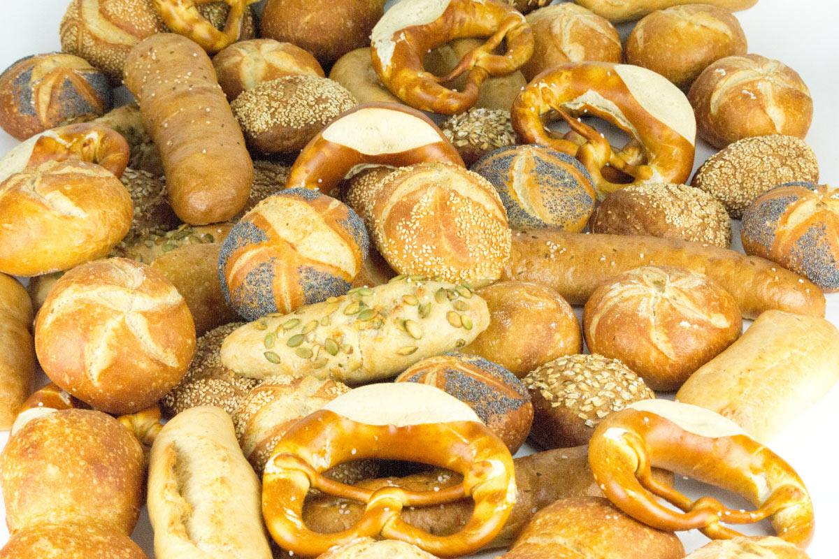 Sortiment Brötchen - Bäckerei Heger - Immenstaad