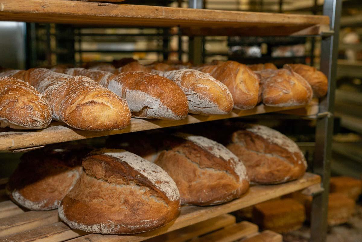 Sortiment Brot - Bäckerei Heger - Immenstaad
