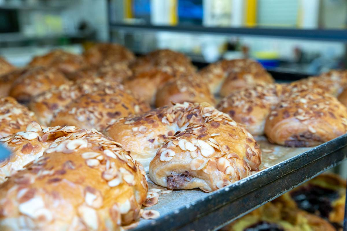 Sortiment süß - Bäckerei Heger - Immenstaad
